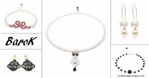 préparation, salon bisou, la petite fabric de bijoux, bijoux création française