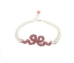 Bijou rétro, nouvelle collection, bracelet argent, Torque